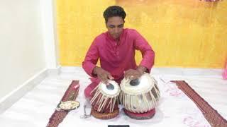 Pandit nana saheb panse tabla bandish by hemant kirkire