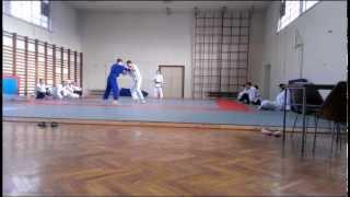 Moczy vs Jasiu Judo