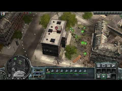 Codename Panzers Cold War speedrun STAMPEDE 05:23  