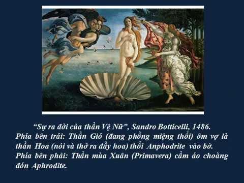 Thần thoại Hy Lạp: 1.Venus