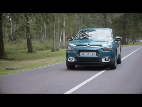Citroën C4 Cactus Hatch   Coffee Break Alert & Driver Attention Alert