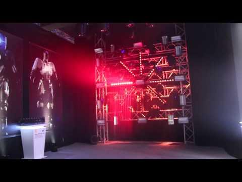 Clay Paky на выставке  Pro Light&Sound Russia 2015. Часть 1