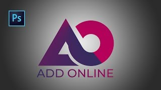 Photoshop Cc Tutoriel Créer AO Lettre de Conception de Logo Tutoriel এ ও লেটার লোগো ডিজাইন Logo de la Maison