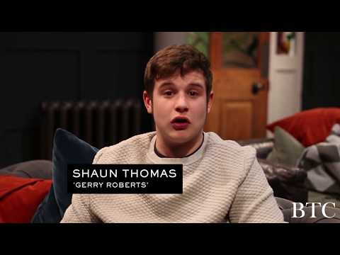 Emmerdale - Interview With Shaun Thomas on Gerry's Exit