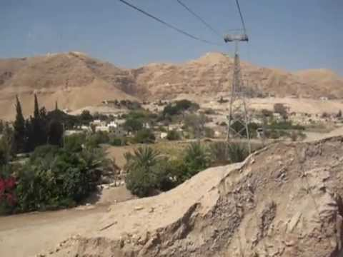 MVI 3209   Jericho   ride up the cable car  1st part