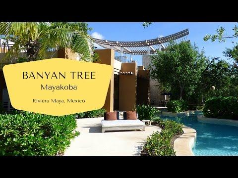 Banyan Tree Mayakoba Video Tour