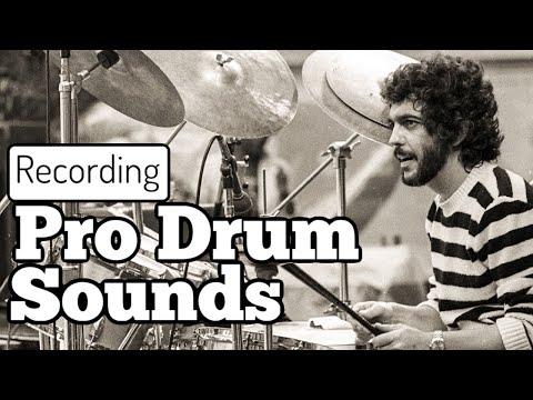 Recording REAL Drum Sounds | A Pros How To Guide