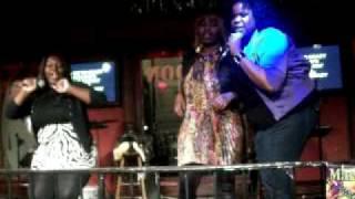 Beyonce Crazy in Love Karaoke- mArDi gRAs2010