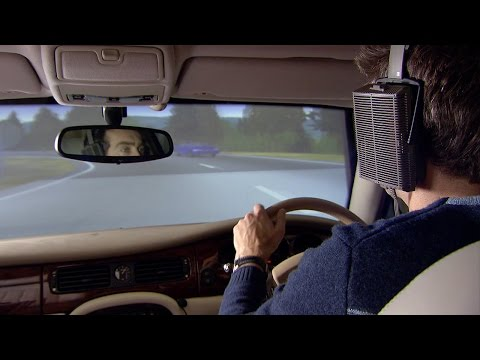 Does Sound Affect Driving? - Bang Goes The Theory - Brit Lab - BBC