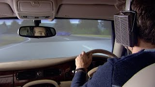 Does Sound Affect Driving? | Bang Goes The Theory | Brit Lab | BBC