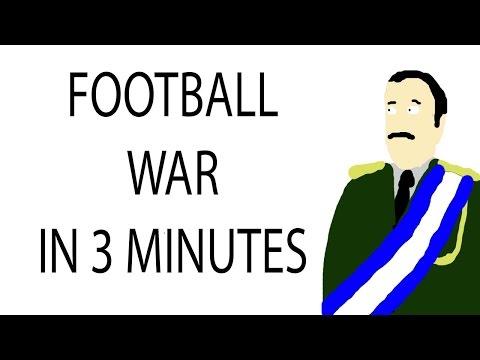 Football War | 3 Minute History