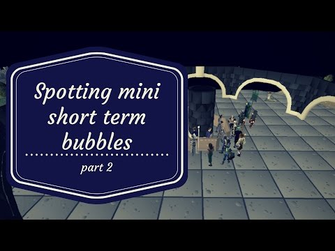 [OSRS Flipping/Merching] Spotting short term bubbles (pt. 2) - The importance of game knowledge