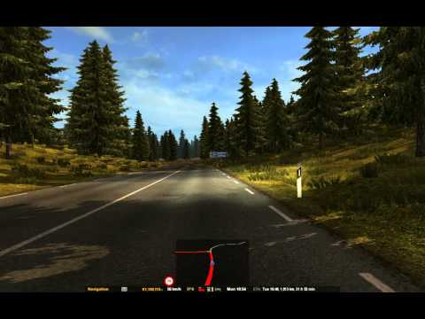 Euro Truck Simulator 2 - ProMod 1.91 - Transformers Truck #2
