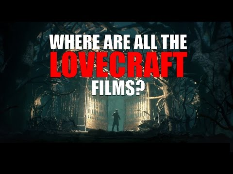 Where Are All The Lovecraft Films?