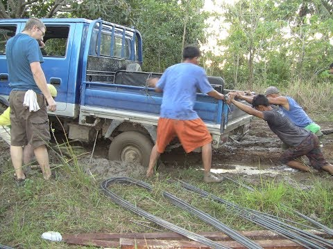 TRUCKS 4X4 DURING IN MUD THE REASONS  EXPAT PHILIPPINES LIFESTYLE