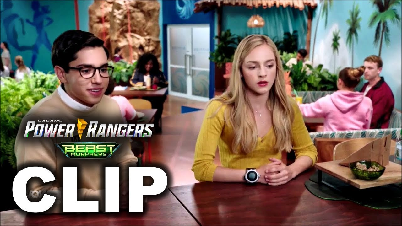 Power Rangers Beast Morphers - Zoey Likes Nate (Episode 14 - 'Sound And  Fury')