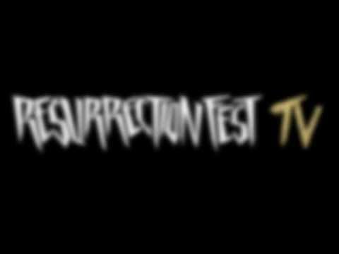 Resurrection Fest 2013 - Trivium message