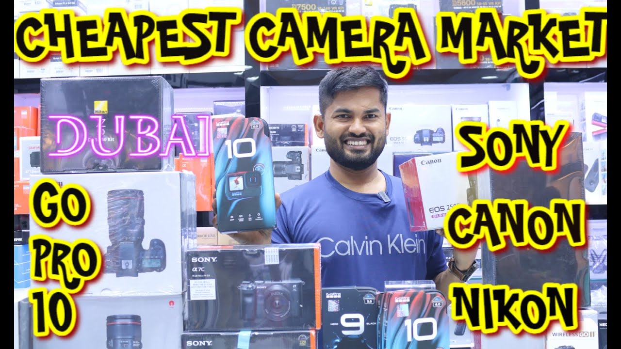 💥All DSLR cameras, Go pro, DJI drones, AIR mini Available here🔥  City Choice ❤️