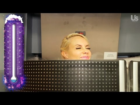 Coco Austin Freezes Her Butt Off While Trying Cryotherapy With Us!
