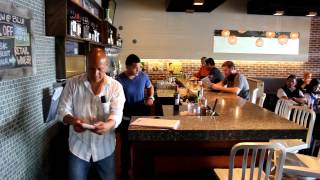 Taverna Blu - An Inside Look Into The Mediterranean Cuisine