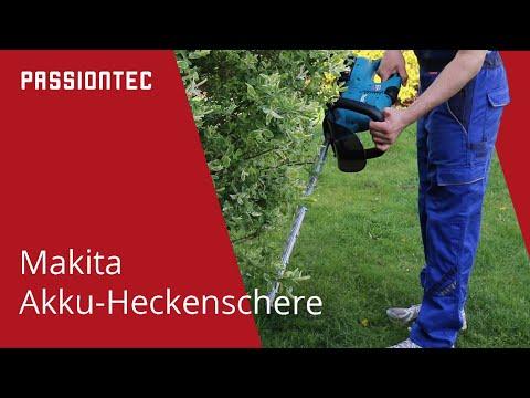 Makita heckenschere 18v duh651z youtube