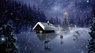 "Christmas Instrumental music, Piano Christmas Music ""Merry and Bright"" By Tim Janis"