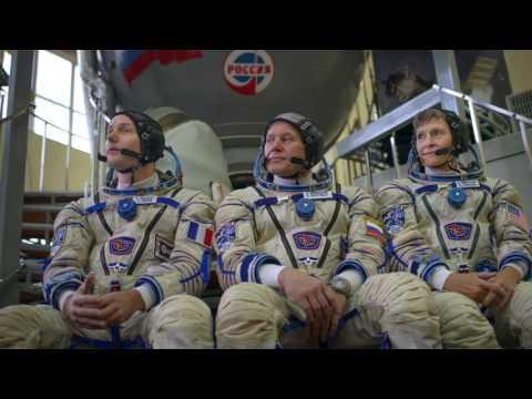 Spationaute Cosmonaute
