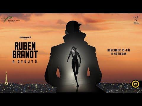 Ruben Brandt, a gyűjtő (12) előzetes