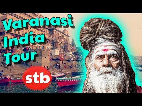 India Travel Tour in Varanasi // BUCKWILD Guide to the Ganga Aarti // Things to Do in Varanasi