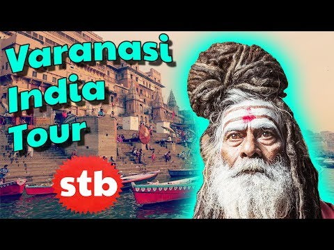 India Travel Tour in Varanasi // BUCKWILD Guide to the Ganga Aarti // Things to Do in Varanasi