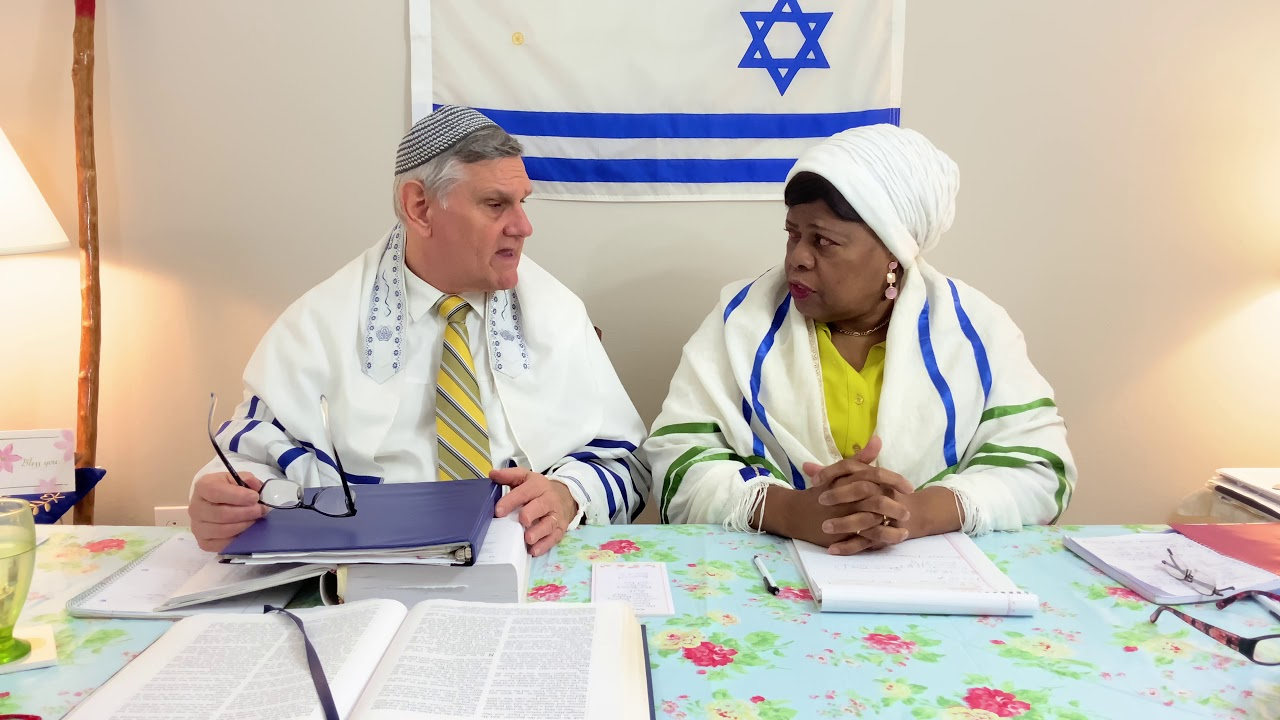 "Shabbat Service 2/20/2020 - ""At the End of the Road"" (Preparing for Passover)"