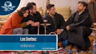 Los Derbez juegan con fuego en su nueva serie