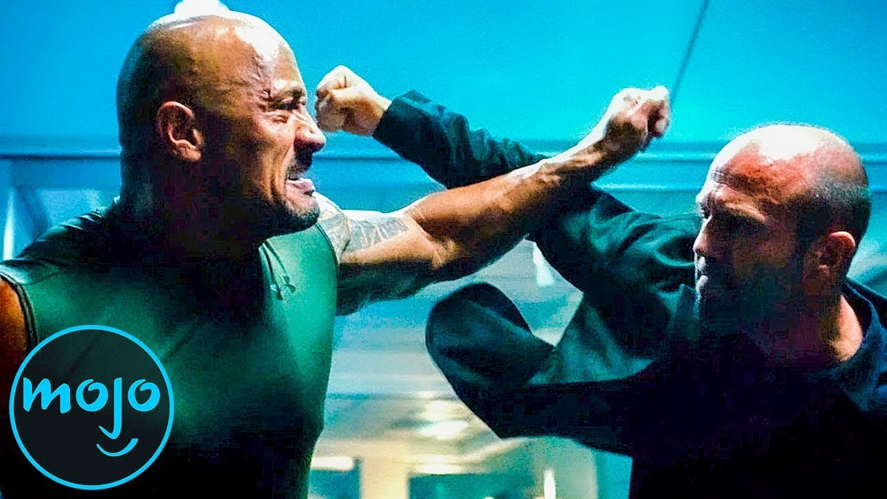 Top 10 Best Fast and Furious Fights