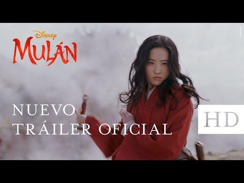 Primer trailer de Mulán