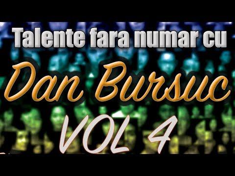 Talente fara Numar cu Dan Bursuc - Vol 4 (Colaj / Full Album - 2019)