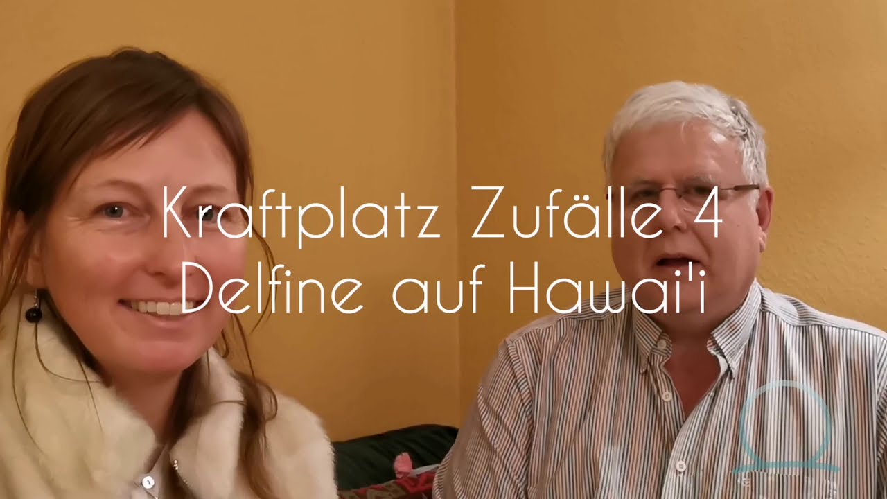 Kraftplatz Zufälle 4 mit Cornelius van Lessen, Hawai'i's Delfine