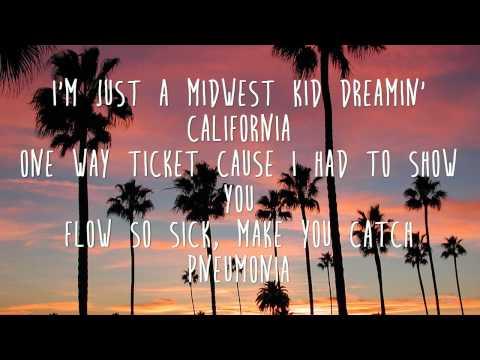 Jack and Jack - California Lyrics