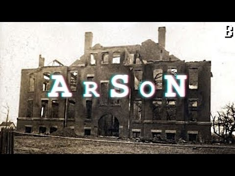 WHO BURNED THE ORPHANAGE? - Arson PART 5 - B ENDING