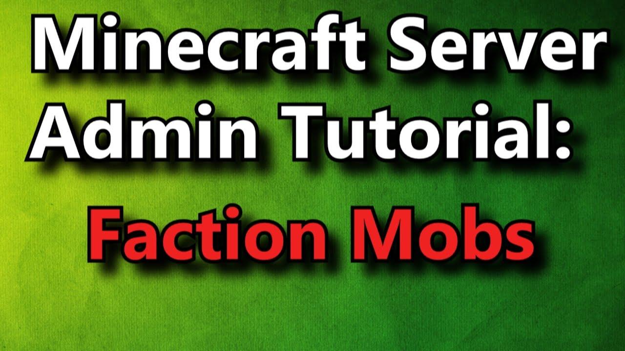 Faction Mobs | SpigotMC - High Performance Minecraft