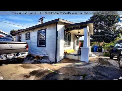 priced at 399 000 1233 west gage avenue los angeles city ca