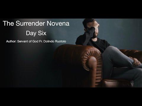 Day 6 Surrender Novena