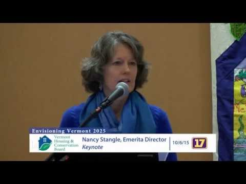 Vermont Housing & Conservation Board Fall Conference: 'Envisioning Vermont 2025'