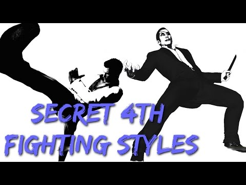 Yakuza 0 - How To Unlock Secret 4th Fighting Styles