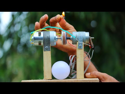 #free-energy Free energy with fire 🔥|| a nice experiment || Do at your home ||