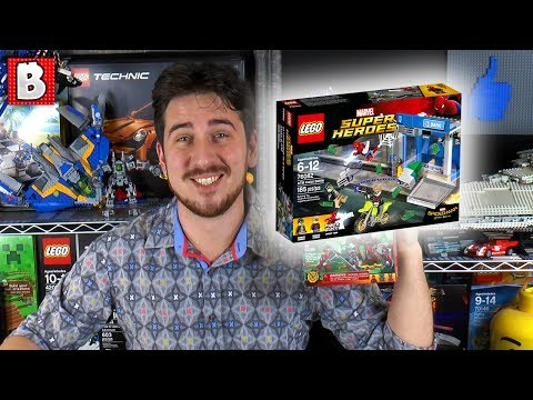 LEGO Spider-Man ATM Heist Battle! | Marvel Superheroes 76082 | LIVE BUILD | BrickVault LIVE - LEGO Spider-Man ATM Heist Battle! | Marvel Superheroes 76082 | LIVE BUILD | BrickVault LIVE