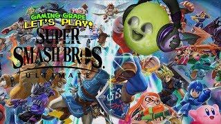 Super Smash Bros. Ultimate: UNLOCKING PEACH!! [Gaming Grape]