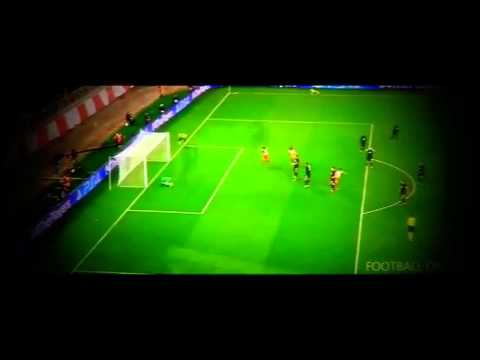 Olympiakos Piraeus vs Manchester United ~ 2 0 Goals & Match Highlights 25 2 2014 Champions League