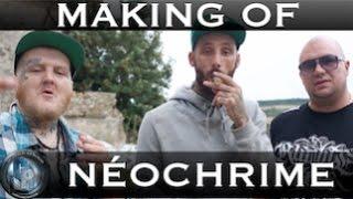 Camo-Rap / Making of : Billy Joe & 25G - Néochrime