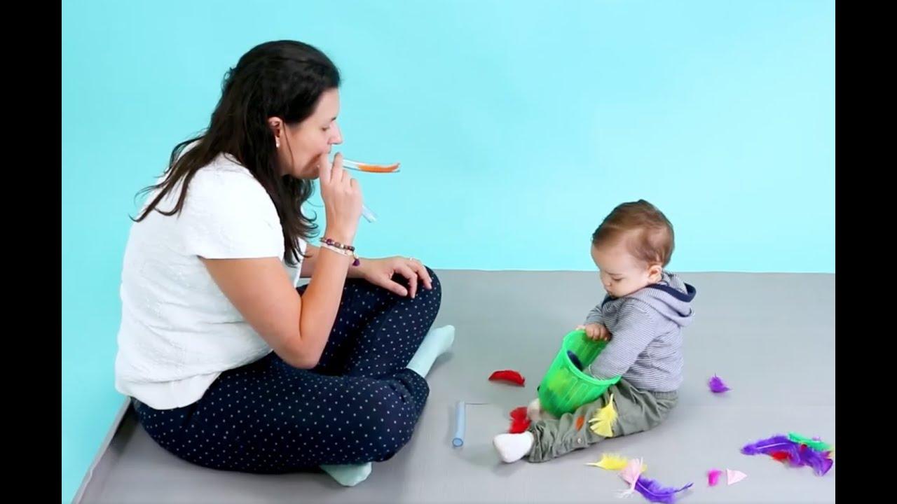 Estimulación Temprana Para Bebés De 12 Meses Youtube