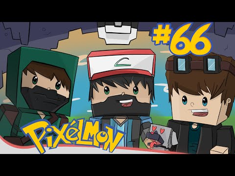 Minecraft: Pixelmon Mod SMP - The Jolly Bisharp!  - Ep. 66
